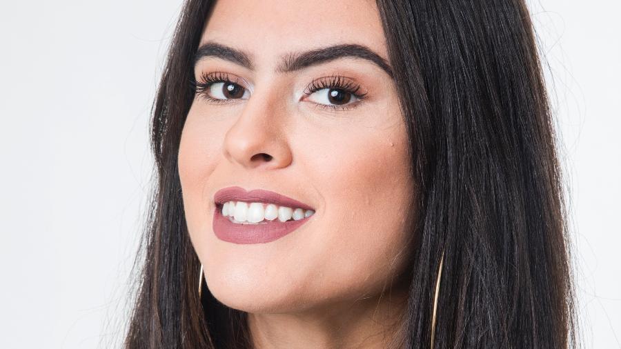Hana, uma das participantes do ?BBB19? - Divulgação/Globo/Victor Pollak