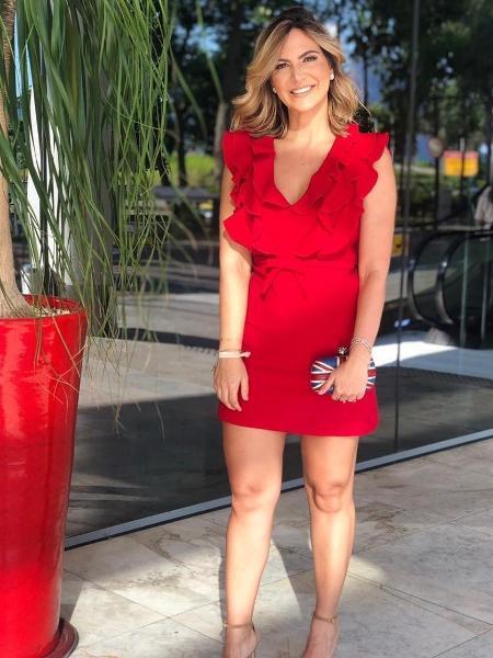 A promoter Carol Sampaio - Divulgação