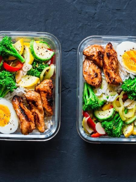 Preparar a própria refeição para levar é garantia de economia e mais saúde - iStock