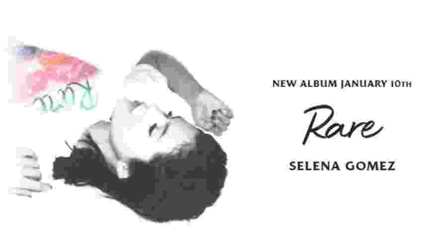 Selena Gomez na capa do Rare - Reprodução