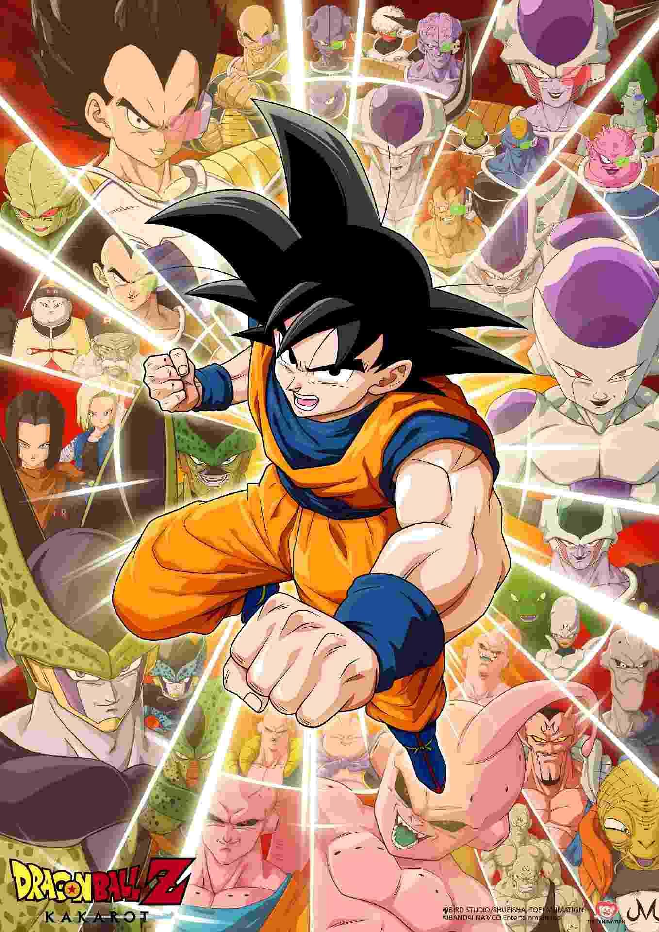 Dragon Ball Z Kakarot - Divulgação