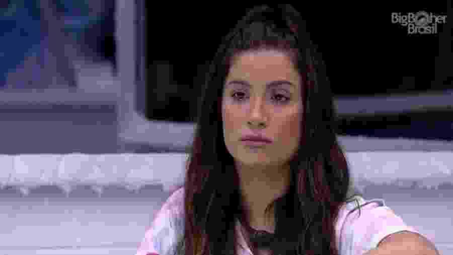 A influenciadora e empresária Bianca Andrade está no paredão e, segundo a enquete do UOL, pode ser eliminada nesta terça (25) - Reprodução/Globoplay