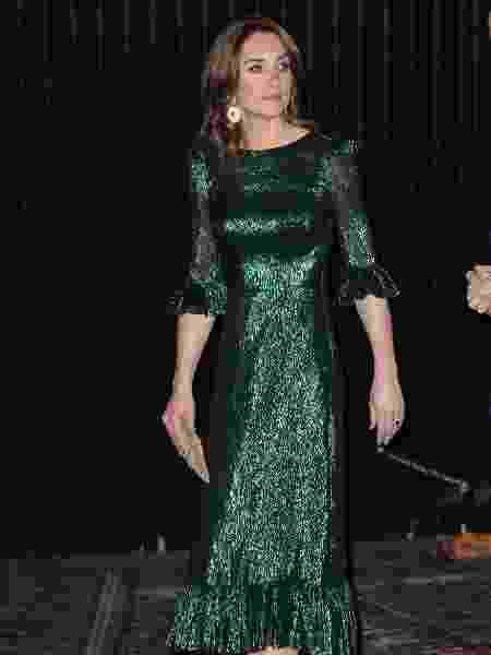 03.03.2020 - Kate Middleton, duquesa da Cambridge, chega para visita real ao Guinness Storehouse, em Dublin (Irlanda) - Samir Hussein/WireImage