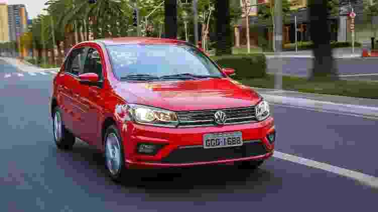 Volkswagen Gol 1.6 MSI AT6 2019 - Divulgação - Divulgação