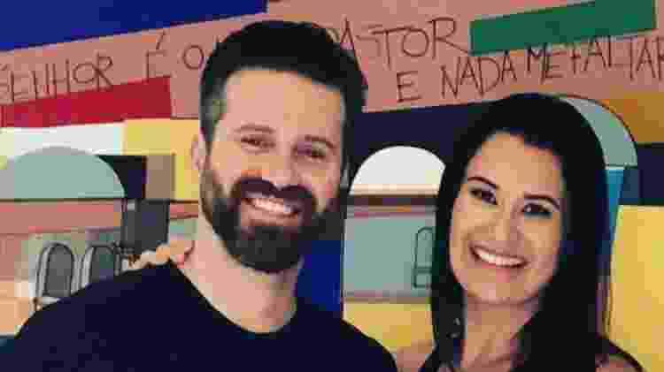 Marlon e Letícia estavam casados há 15 anos - Reprodução/Instagram - Reprodução/Instagram