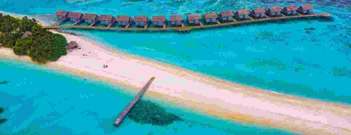 Com divulgação poderosa entre celebridades e promessas de estar livre da covid-19, as Maldivas são o destino da vez - NurPhoto via Getty Images