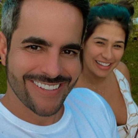 Simone foi perguntada sobre sua vida sexual com o marido, Kaká Diniz - Reprodução/Instagram