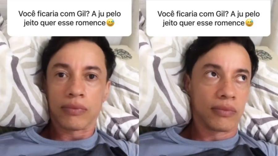BBB 21: Irmão de Juliette conta que não viveria um romance com Gilberto - Reprodução/Instagram