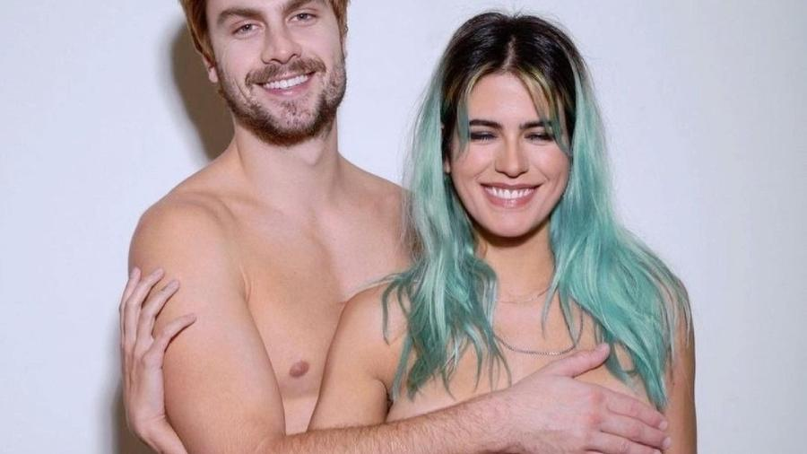 Antonia Morais e Paulo Dalagnoli - Reprodução/Instagram/Vinicius Ziehe