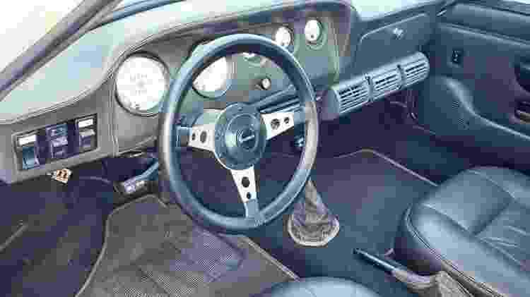 Puma GT 1979 - Reprodução - Reprodução