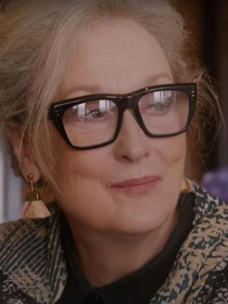 """Meryl Streep no filme """"Deixe Que Todos Falem"""" - Reprodução"""