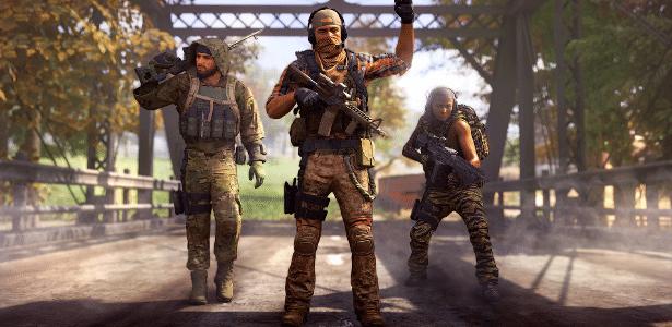 Ghost Recon Frontline: Ubisoft adia teste fechado para PC