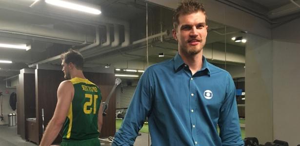 Tiago Splitter ficou de fora da Olimpíada devido a uma cirurgia no quadril - Divulgação