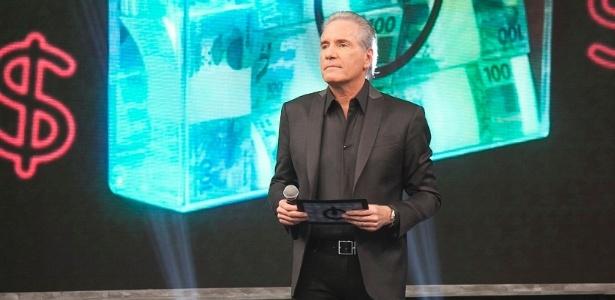Roberto Justus, apresentador da Fazenda, Power Couple e O Aprendiz - Edu Moraes/Record
