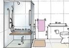 Banheiro inteligente garante segurança e conforto a diferentes usuários - Alice Campoy/Revista Minha Casa