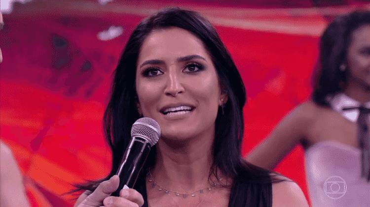 Maria Joana - Reprodução/TV Globo - Reprodução/TV Globo