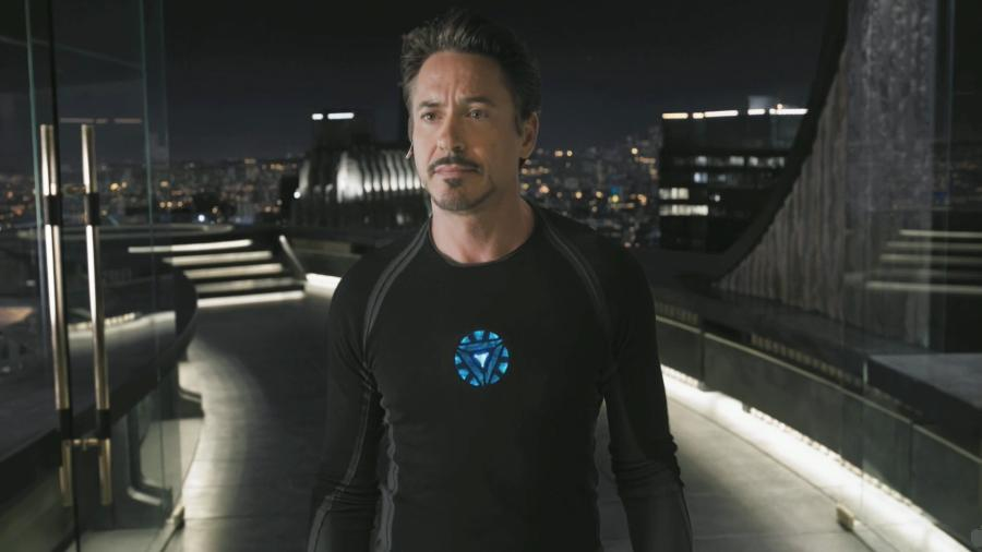 Tony Stark - Reprodução