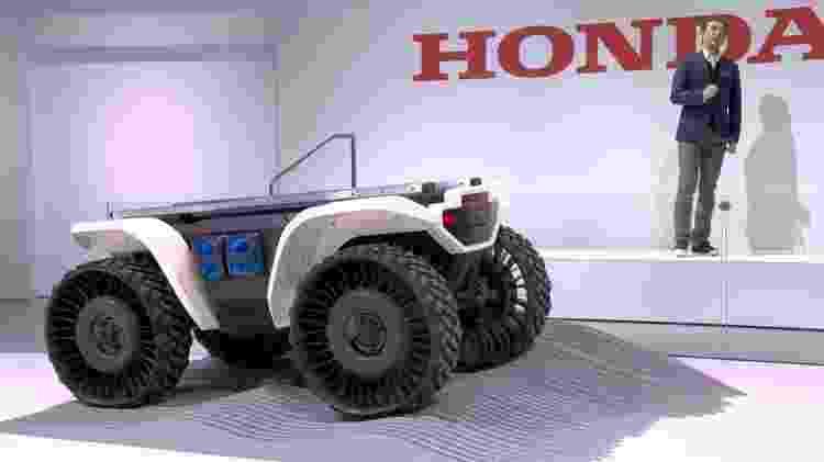Honda RD-X Concept - Divulgação - Divulgação