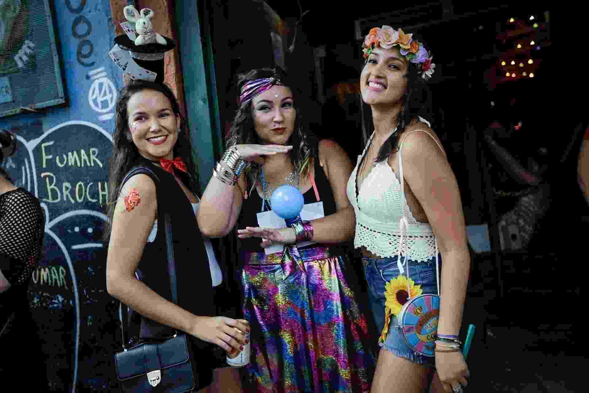 Grito de Carnaval do Casa Comigo no Traço da União - Marcelo Justo/UOL
