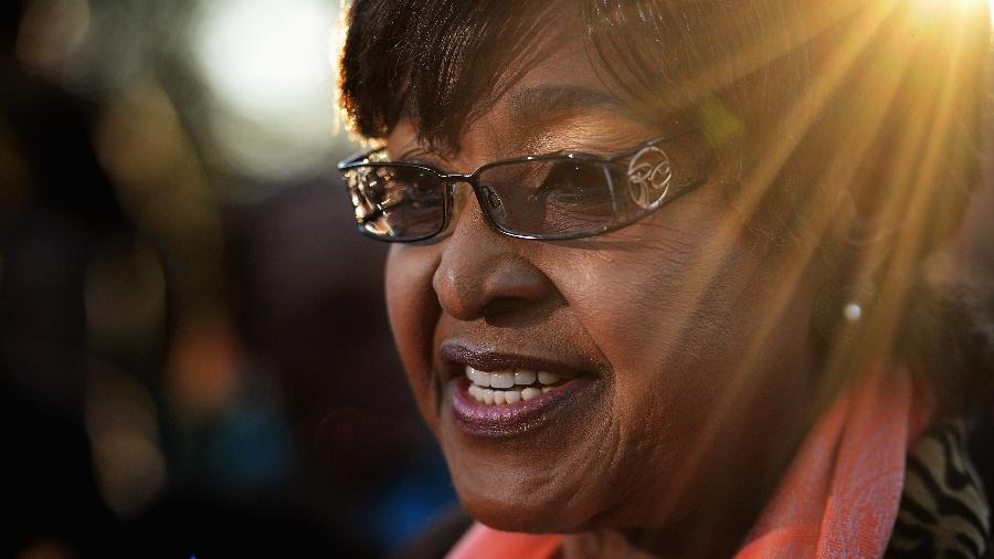Winnie Mandela - Getty Images