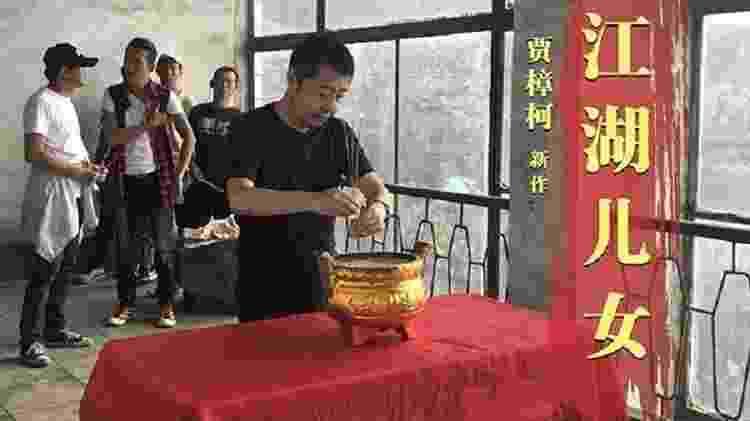 """""""Ash is Purest White"""", do chinês Jia Zhangke - Reprodução - Reprodução"""