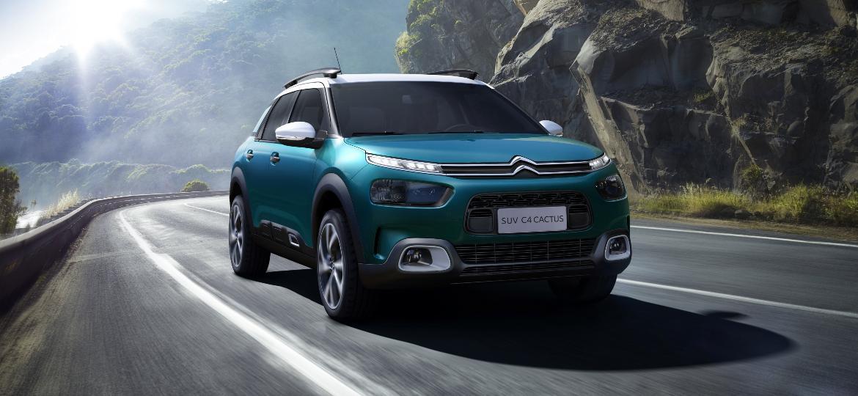 Citroën C4 Cactus brasileiro: quase igual, mas não idêntico ao europeu - Divulgação