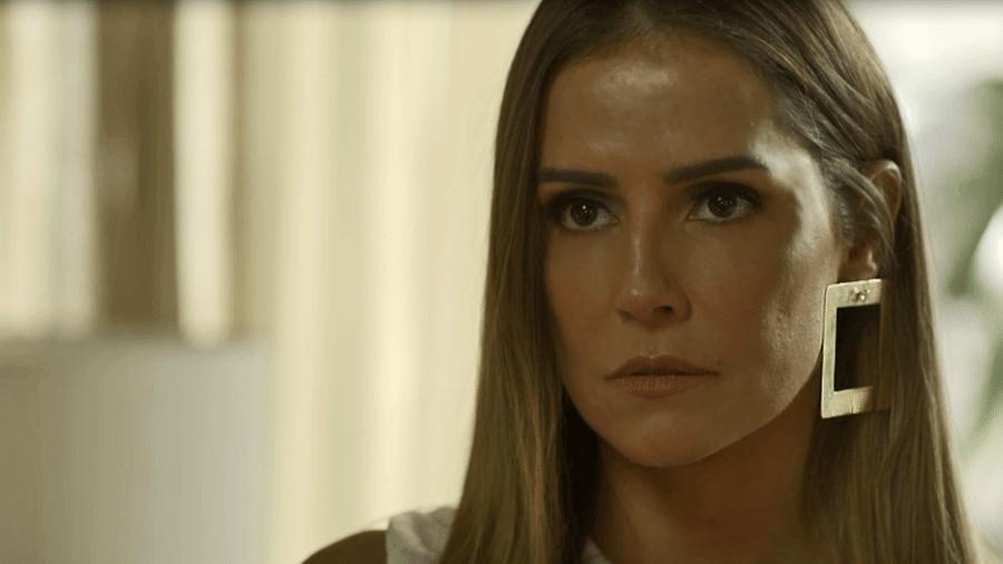 """Karola irá se fazer de vítima em """"Segundo Sol"""" - Reprodução/Gshow"""