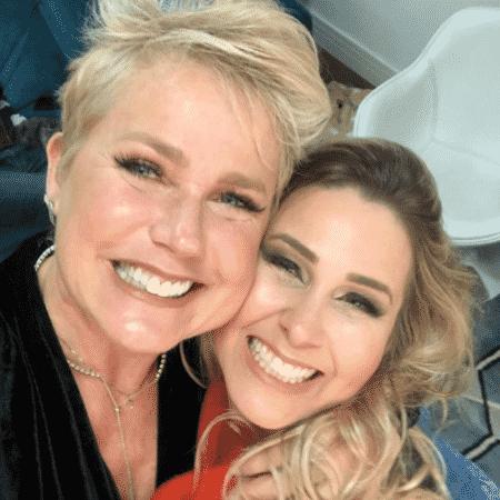 Andréa Sorvetão reencontra Xuxa Meneghel - Reprodução/Instagram