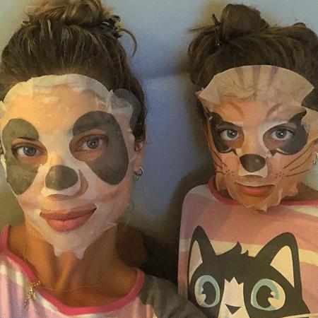 Grazi Massafera e a filha, Sofia - Reprodução/Instagram