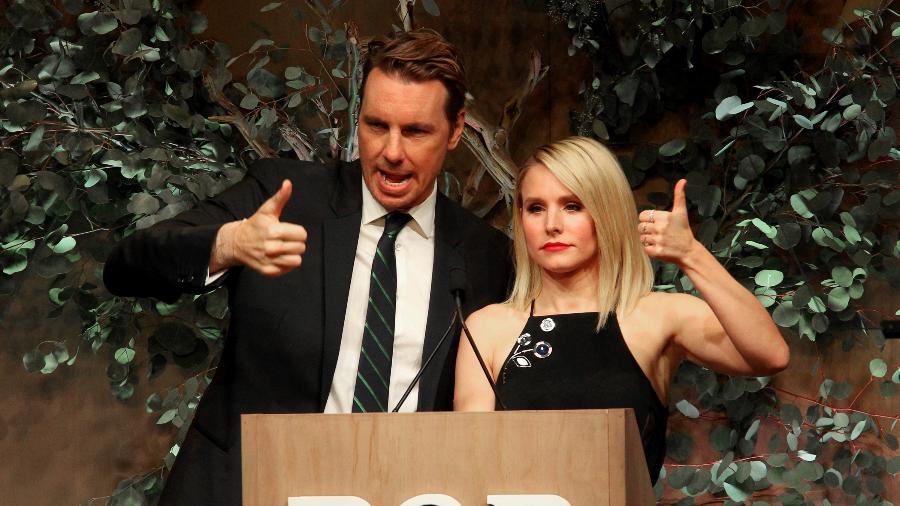 Dax Shepard e Kristen Bell  - Getty Images