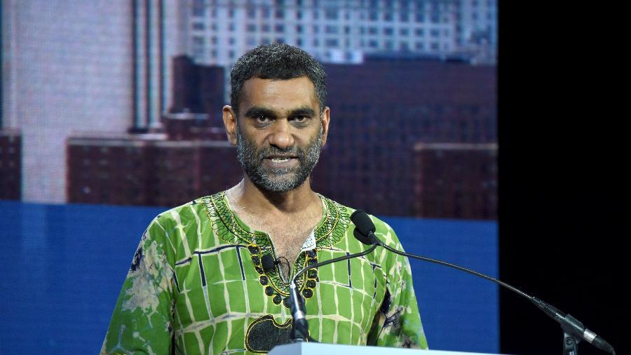 Kumi Naidoo, secretário-geral da Anistia Internacional - Getty Images