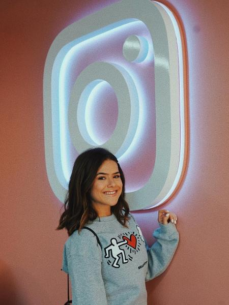 Maisa Silva é adolescente mais seguida do mundo no Instagram - Reprodução/Instagram/maisa