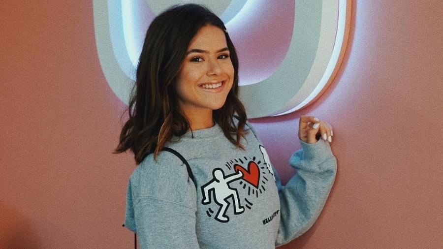 Maisa Silva se tornou a adolescente mais seguida do mundo no Instagram - Reprodução/Instagram/maisa