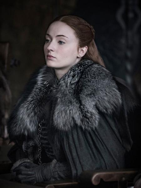 Game of Thrones - Sansa Stark (Sophie Turner)  - Divulgação