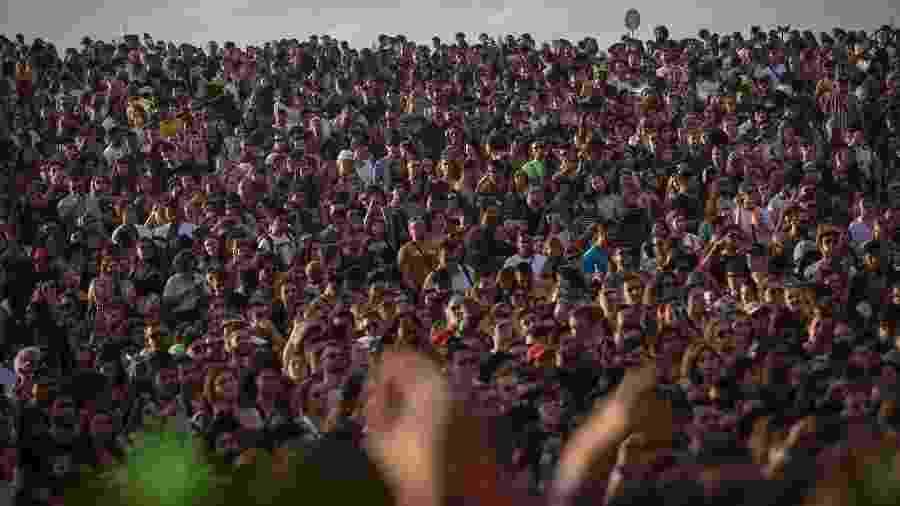 Público do Lollapalooza Brasil 2019 - Flavio Moraes/UOL