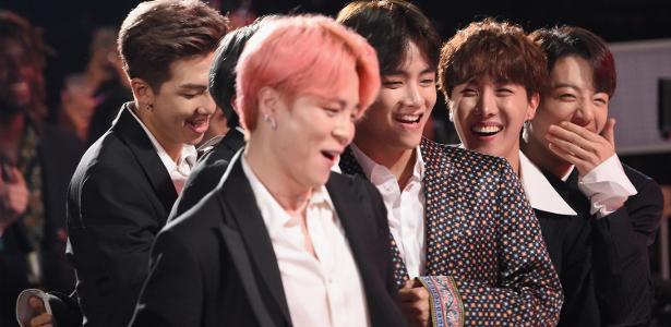 UOL Reage | BTS é Backstreet com 200 pessoas? Oscar Filho e BFF reagem a K-pop