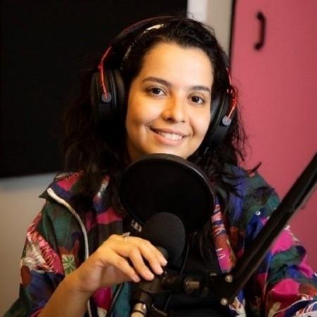 """Lorena Lara, jornalista do podcast """"Prepare Seu Coração"""" - Divulgação"""