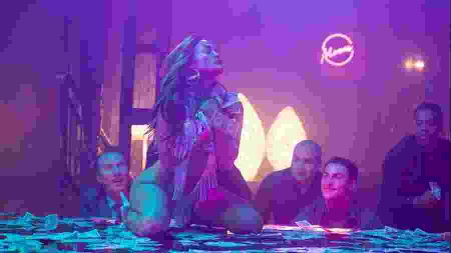 """Jennifer Lopez em cena do filme """"As Golpistas""""  - Divulgação"""