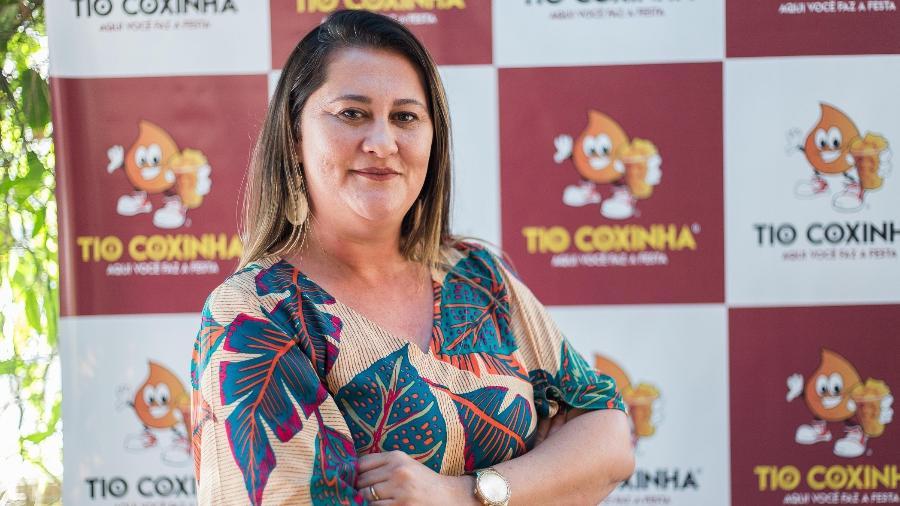 Elizabete Monteiro fundou a Tio Coxinha depois de fracasso com costura - Divulgação
