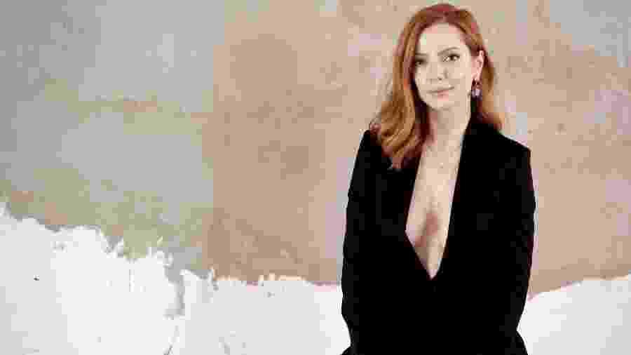 Julia Petit, 47, começou a trabalhar como criadora de conteúdo há 13 anos e, atualmente, é cofundadora da Sallve, marca de dermocosméticos - Divulgação
