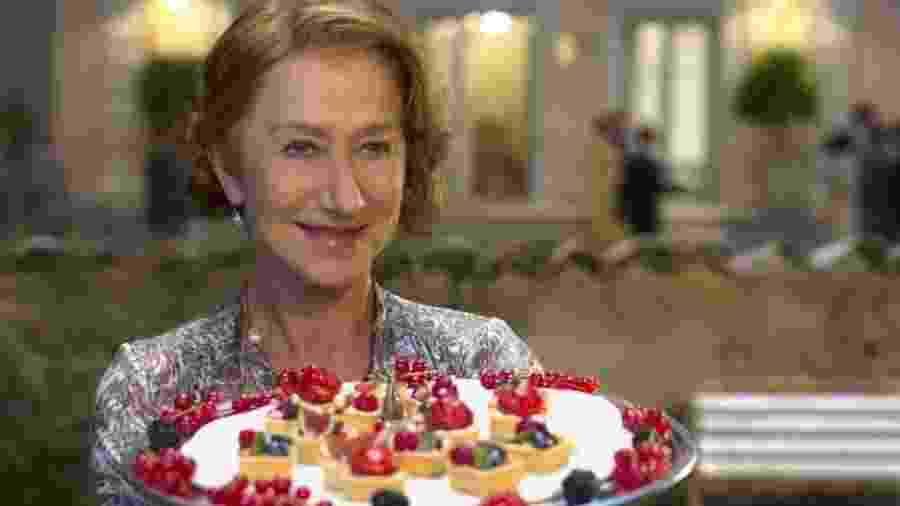 Hlen Mirren em cena de A 100 Passos de um Sonho - Divulgação/IMDb