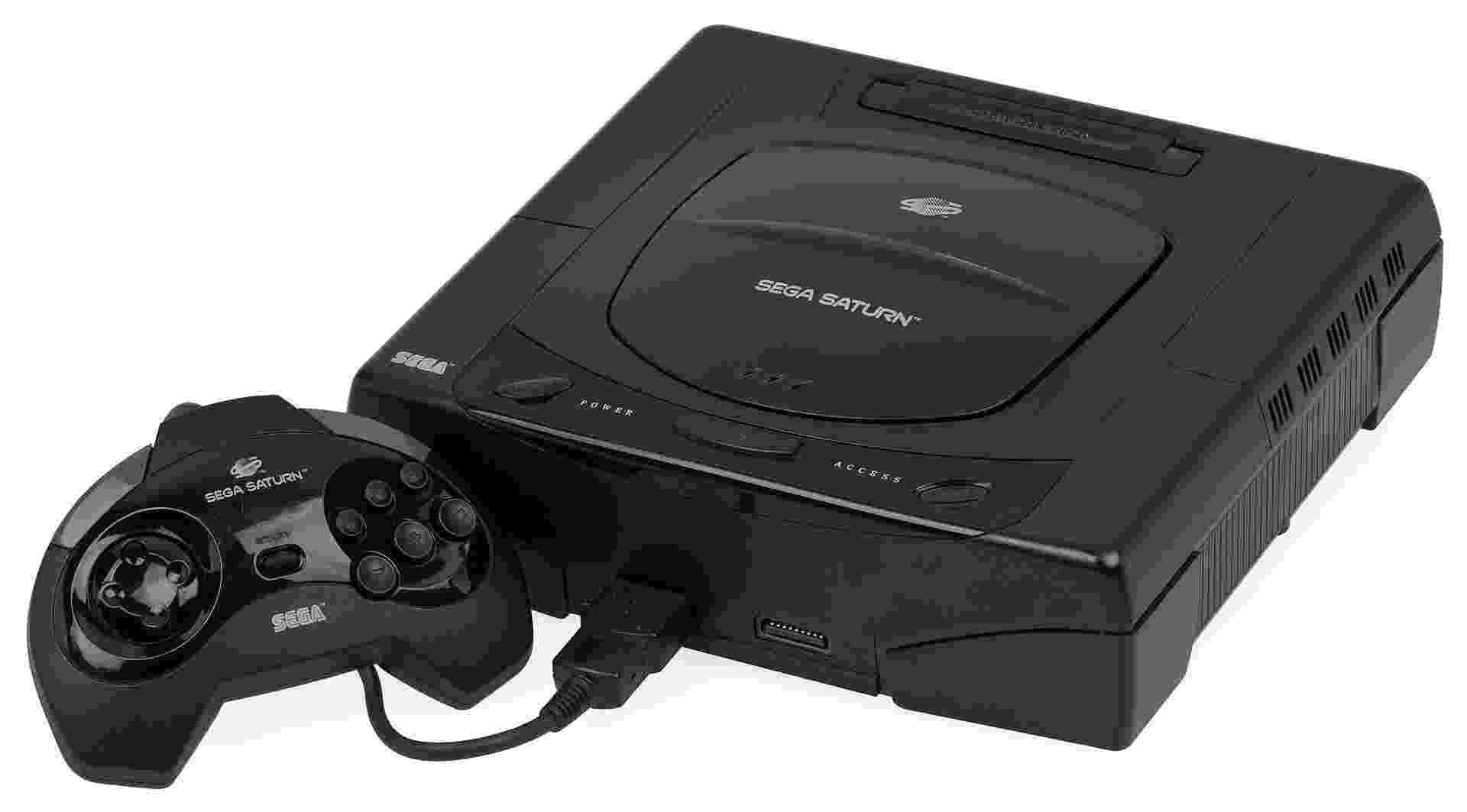 Sega Saturn - Divulgação