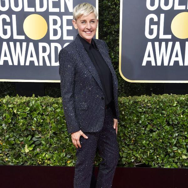 Ellen DeGeneres esteve envolvida na polêmica nos últimos meses