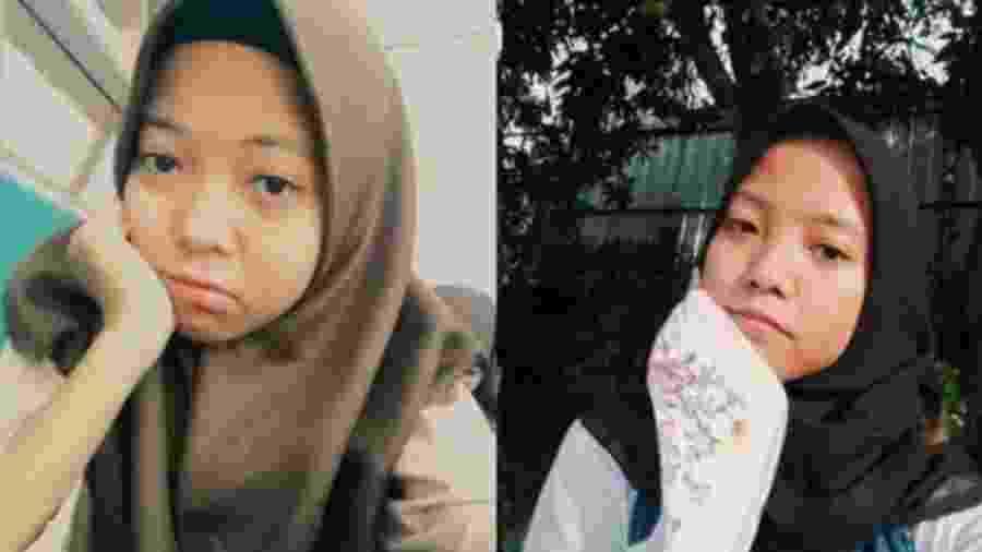 Separadas no nascimento, gêmeas de 16 anos se encontram no Twitter - Reprodução/Twitter