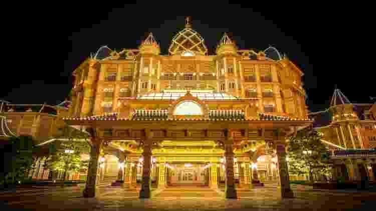 Tokyo Disneyland Hotel  - Getty Images