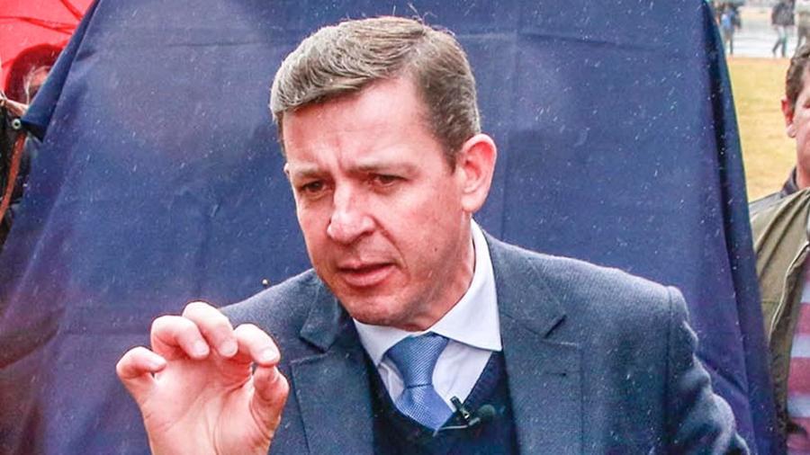 O prefeito da São Bernardo do Campo, cidade do ABC Paulista, Orlando Morando - Estadão Conteúdo