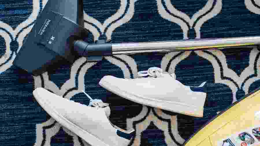 Alguns macetes simples de limpeza podem garantir maior vida ao tapete - Getty Images/iStockphoto