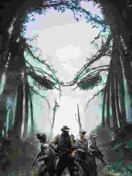 Predator Hunting Grounds Capa - Divulgação - Divulgação
