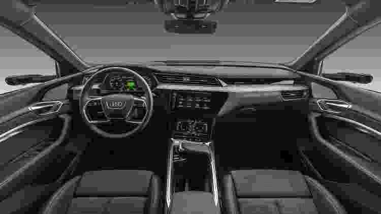 Audi e-tron - Divulgação/Audi - Divulgação/Audi