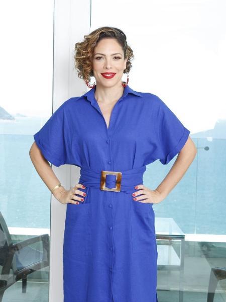 Renata Pitanga é apresentadora do Shoptime  - Divulgação Shoptime